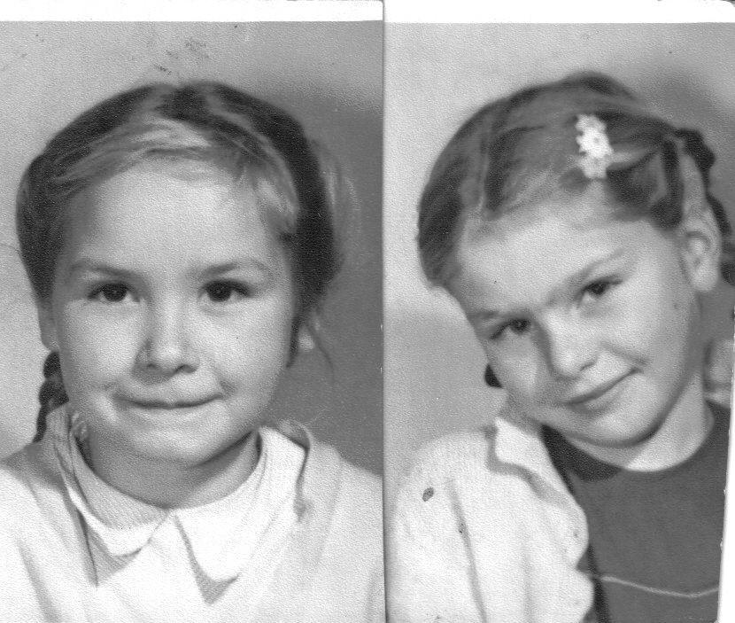me-and-my-best-friend-Christine-Merritt-1954-1955